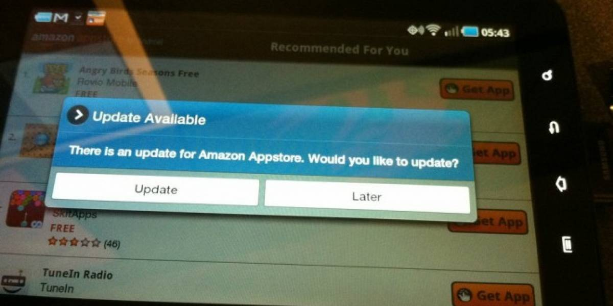 Remueven de Google Play aplicación oficial de Amazon por integrar su propia tienda de apps