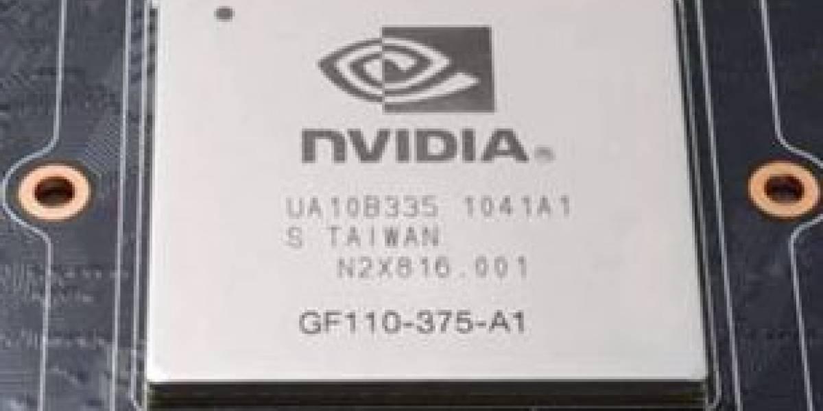 Nvidia Geforce GTX 580: ¿primeros benchmarks?