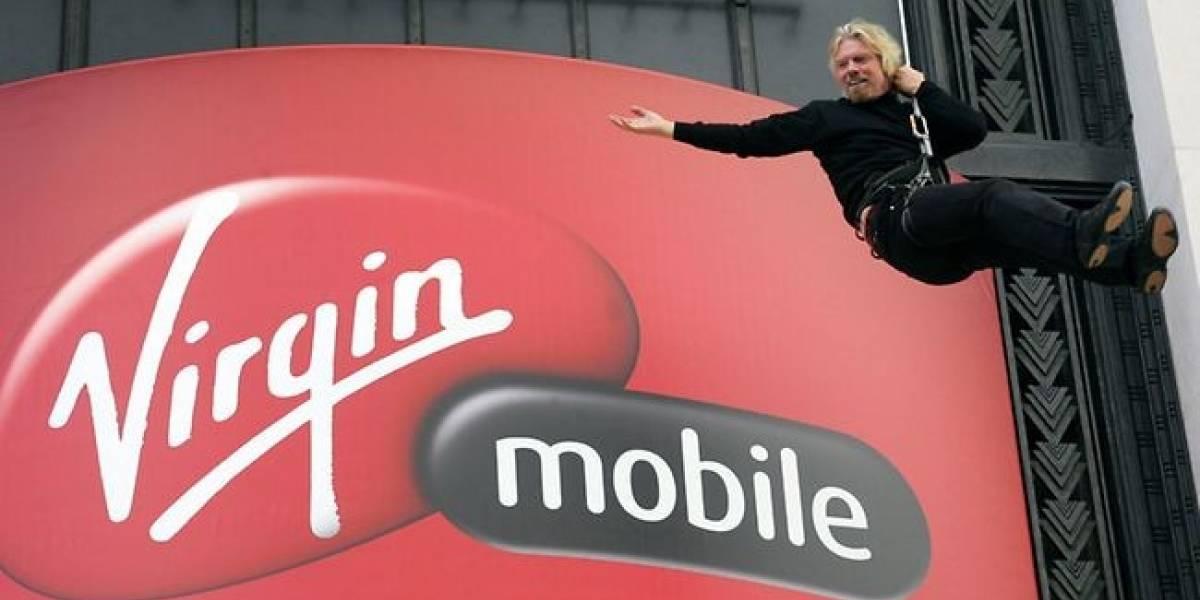 Virgin Mobile Chile lanza primer sistema de recarga por redes sociales