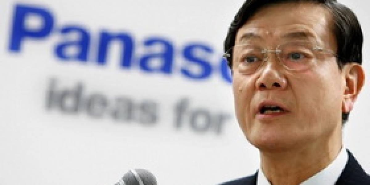 Desde hoy Matsushita se llama oficialmente Panasonic