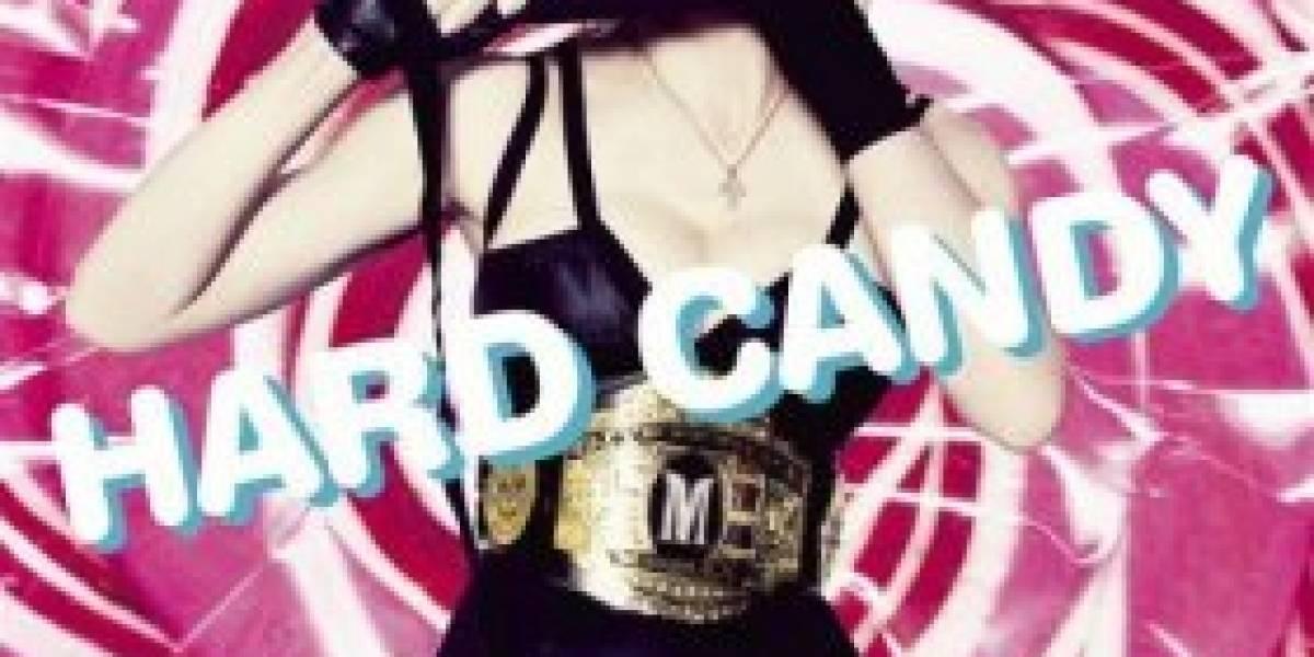 Album Hard Candy de Madonna en MP3 a US$4