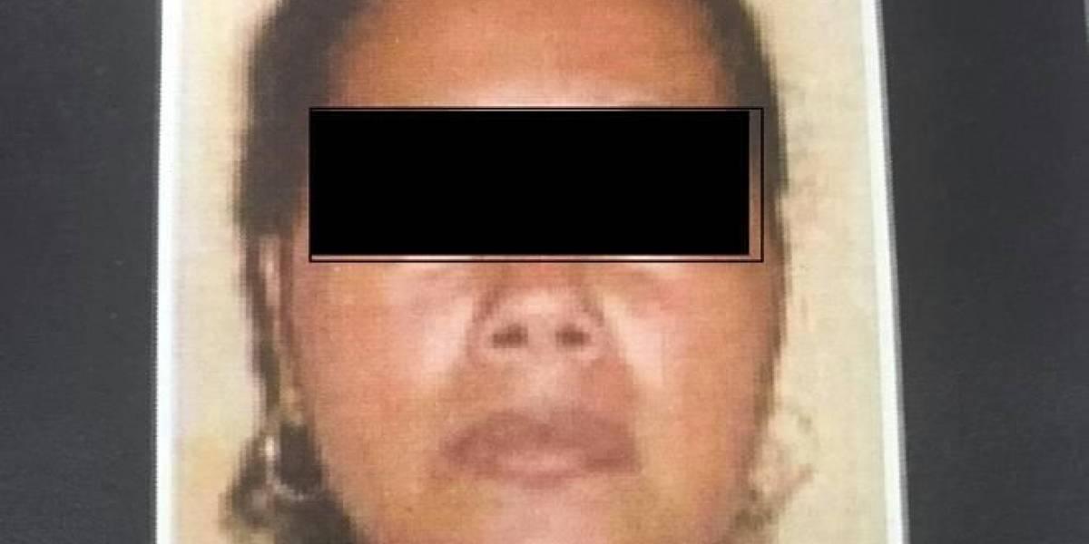 Detienen a Virginia 'N', líder de secuestradores en Morelos
