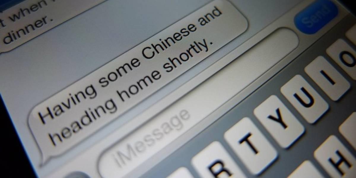 Apple lanza sitio web para salirse de iMessage
