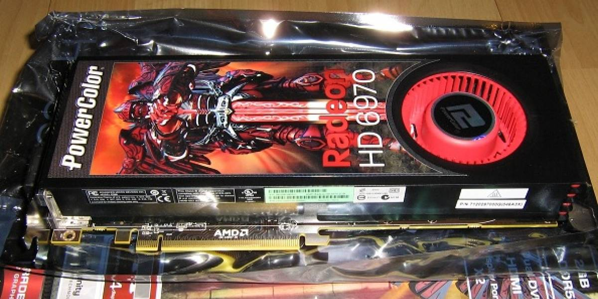 PowerColor Radeon HD 6970 avistada