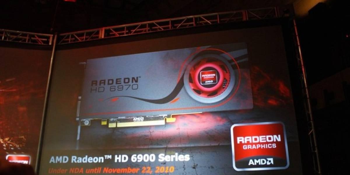 AMD Radeon HD 6900 Series: Presentación filtrada