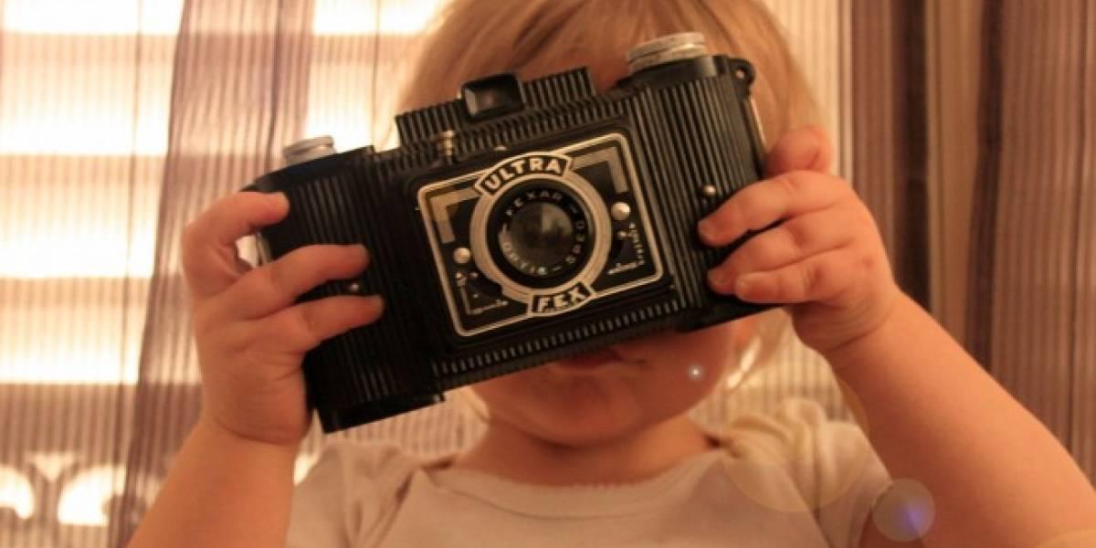 ¡Mira el pajarito! Aplicación para iOS promete facilitar tomarle fotos a bebés