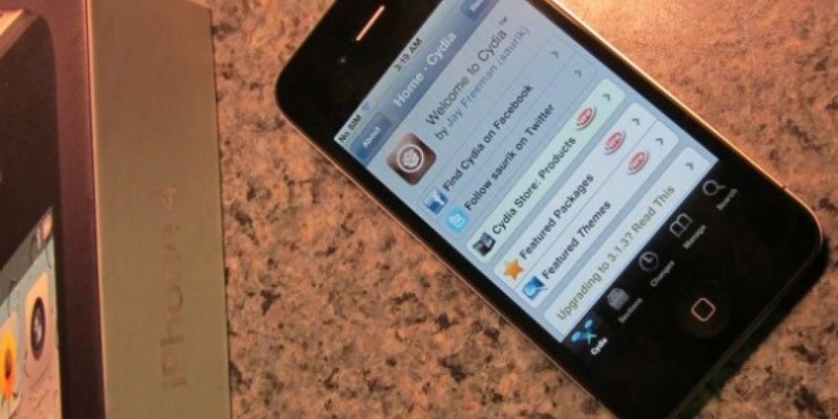 Geohot logra hacer jailbreak al iPhone 4