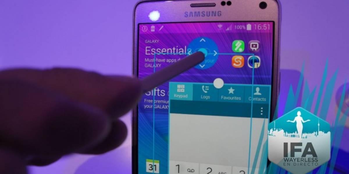 Galaxy Note 4 a la venta esta semana, otros 140 países en octubre