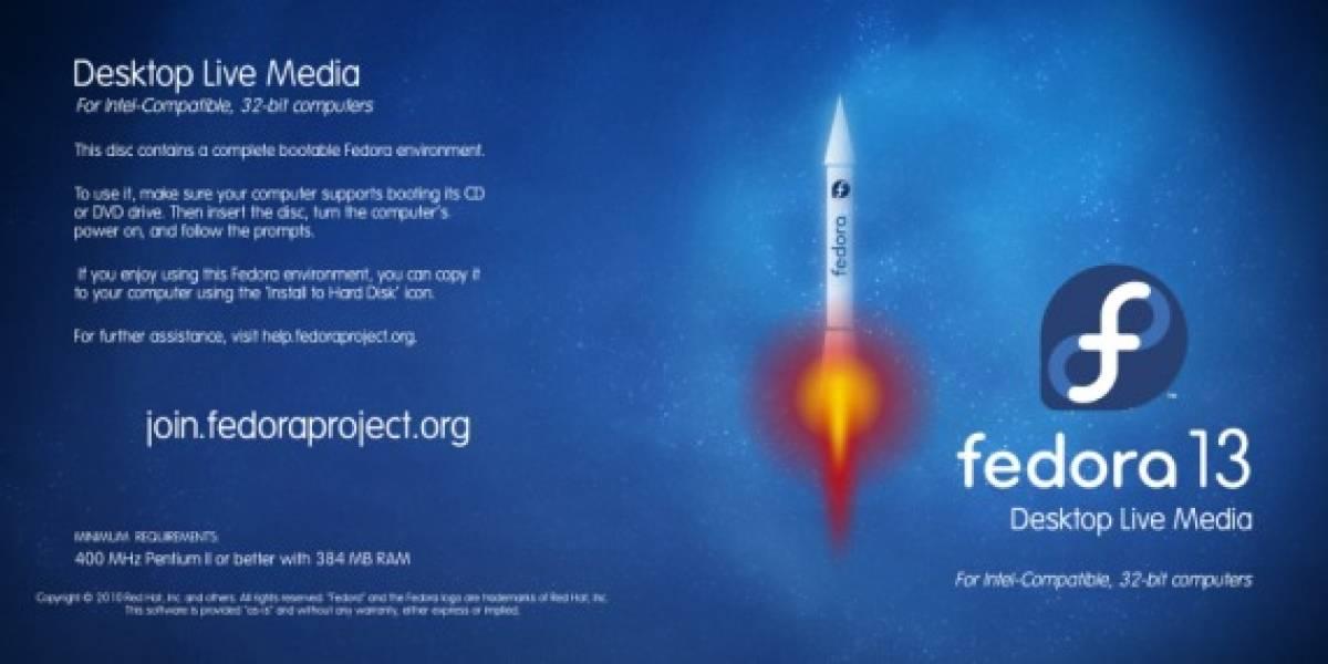 Aplazan lanzamiento de Fedora 13