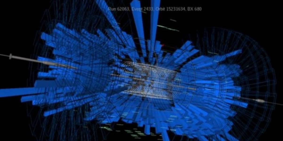 Sin palabras™: Gran Colisionador de Hadrones LHC