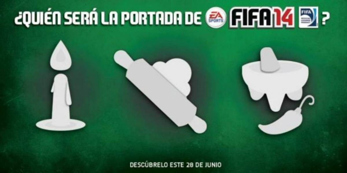 ¿Quién será el jugador mexicano que ocupe la portada de FIFA 14?