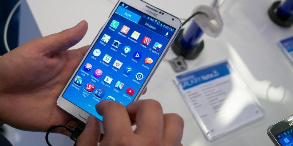 Usuarios de Samsung casi no utilizan las aplicaciones de Samsung