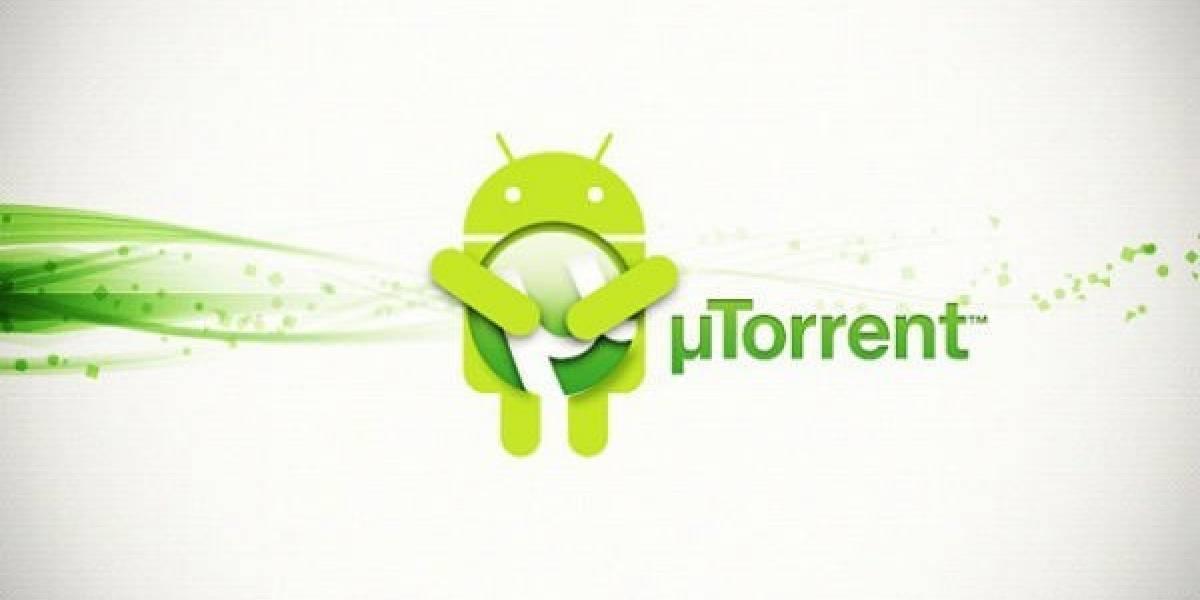 Llega uTorrent 2.0 para Android