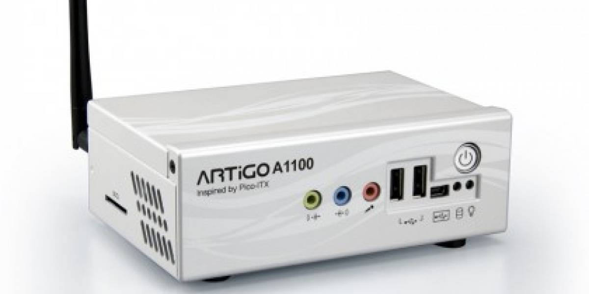 VIA ARTiGO A1100: miniPC en formato pico-ITX