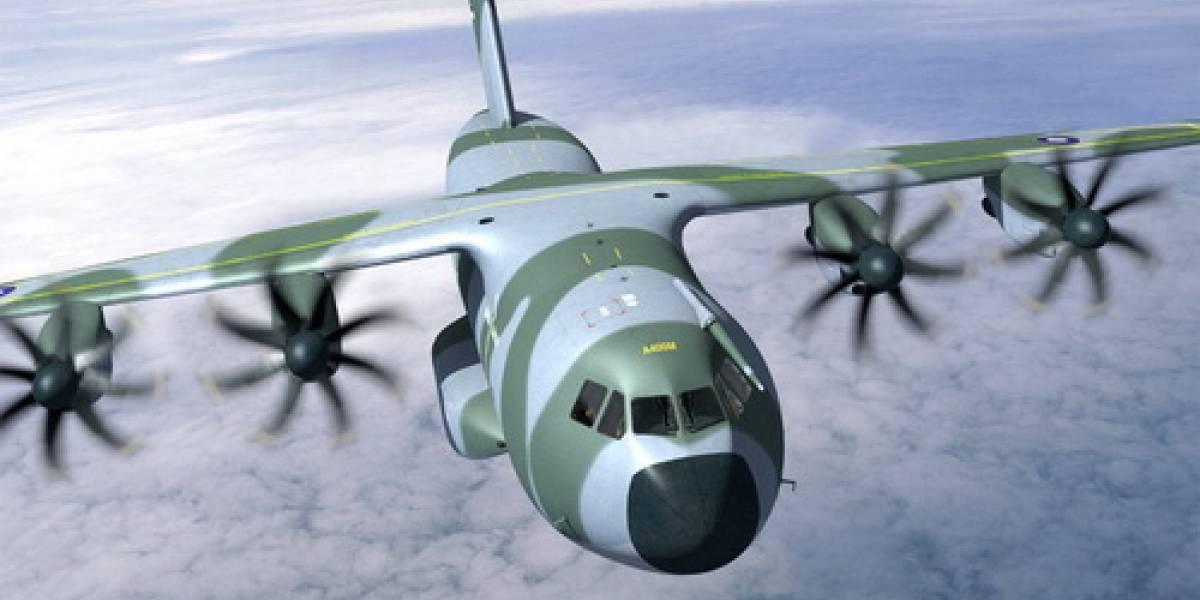 Airbus retrasa indefinidamente la producción del A400M