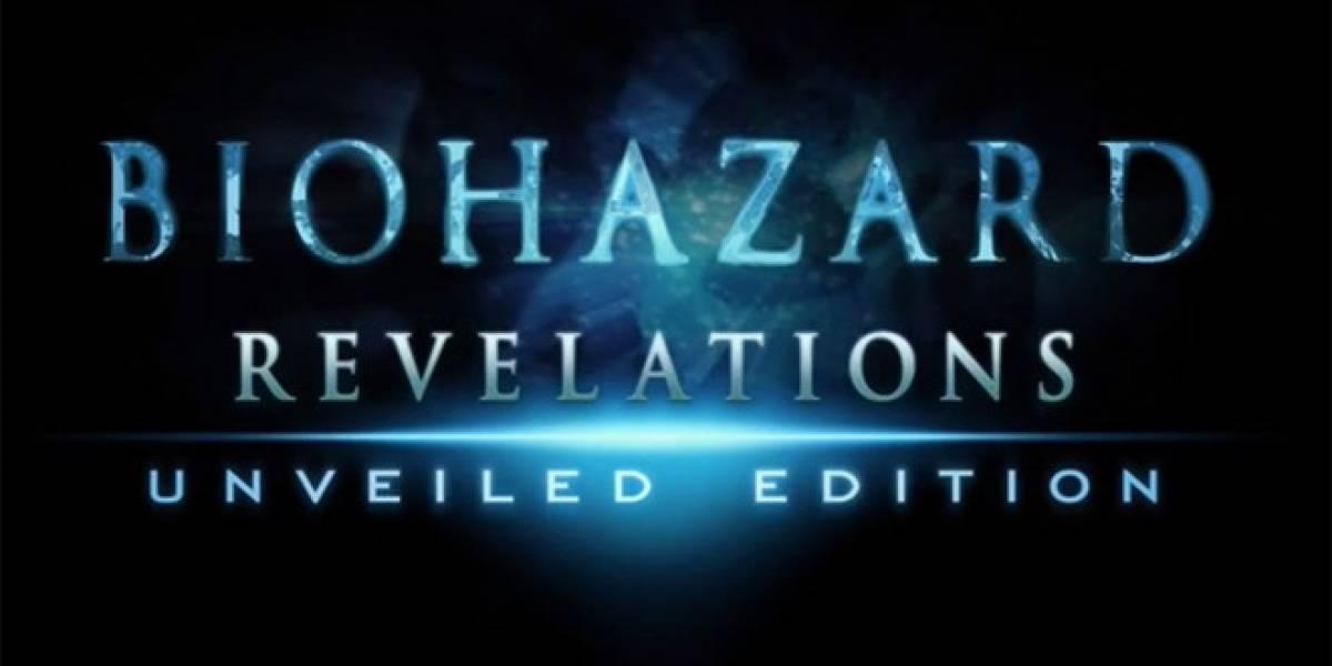 Resident Evil: Revelations contará con edición limitada exclusiva para Japón