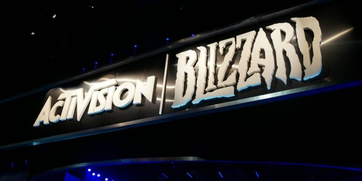 Activision Blizzard se compra a sí misma y se independiza de Vivendi