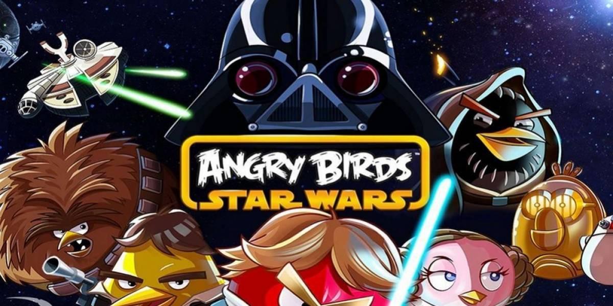 Confirmado Angry Birds Star Wars para PS4 y Xbox One