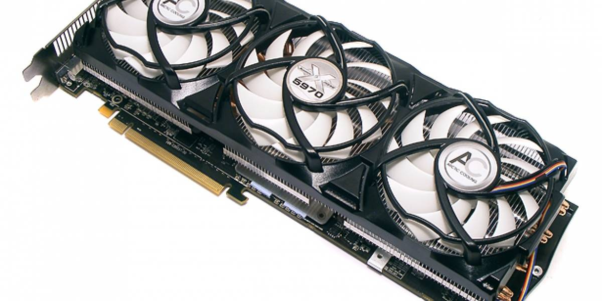 CHWLabs: Artic Cooling Accelero Xtreme 5970