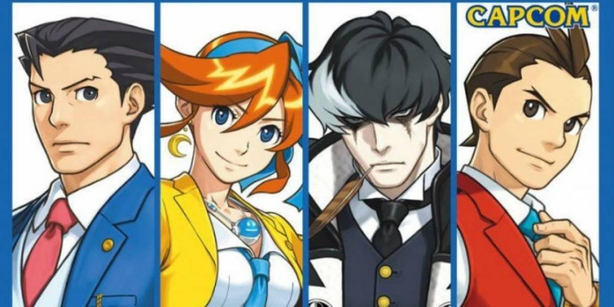 Capcom libera nuevo tráiler de Ace Attorney 5