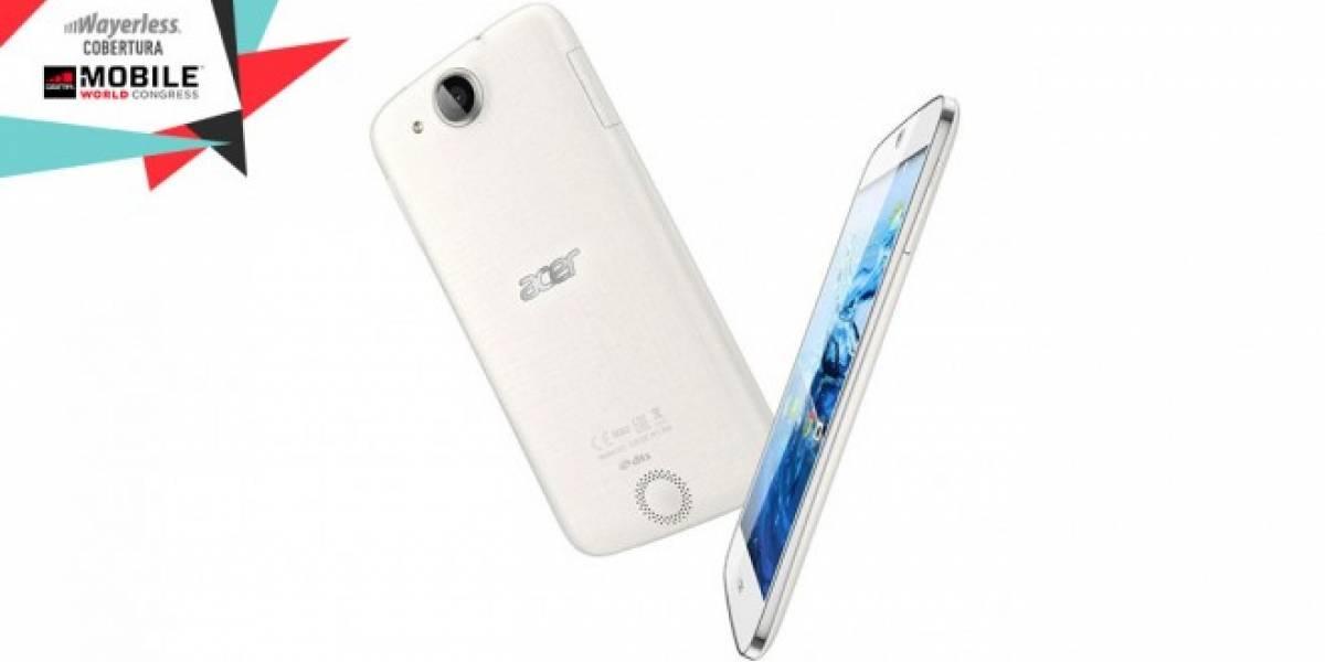 Acer anuncia el Liquid Jade Z #MWC15