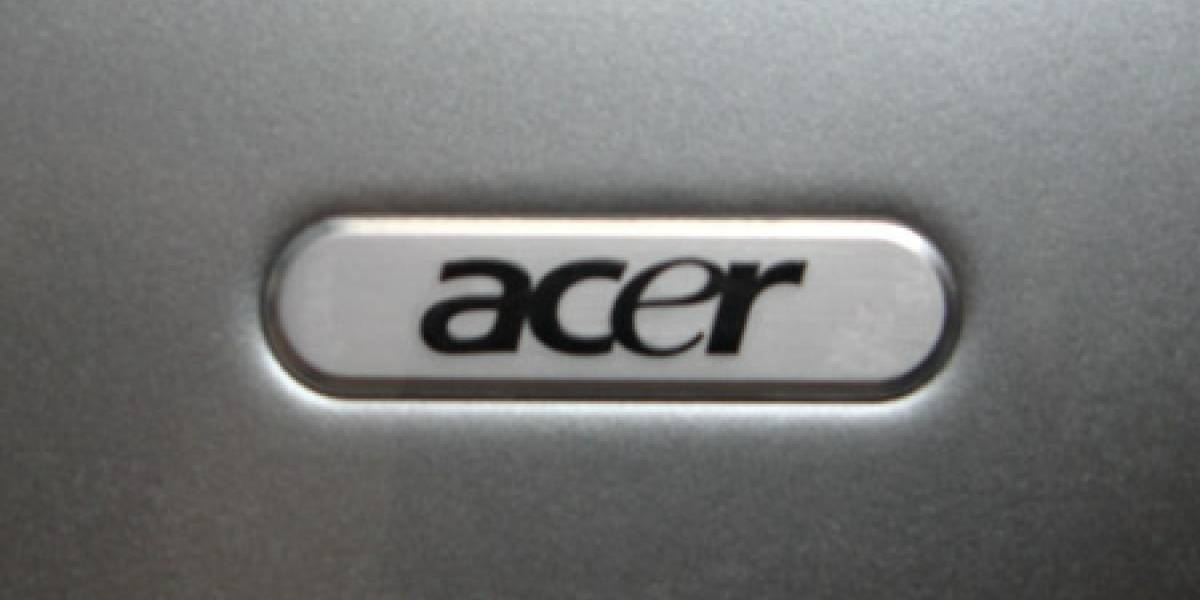 Acer comenzará su aventura con los móviles el 2009