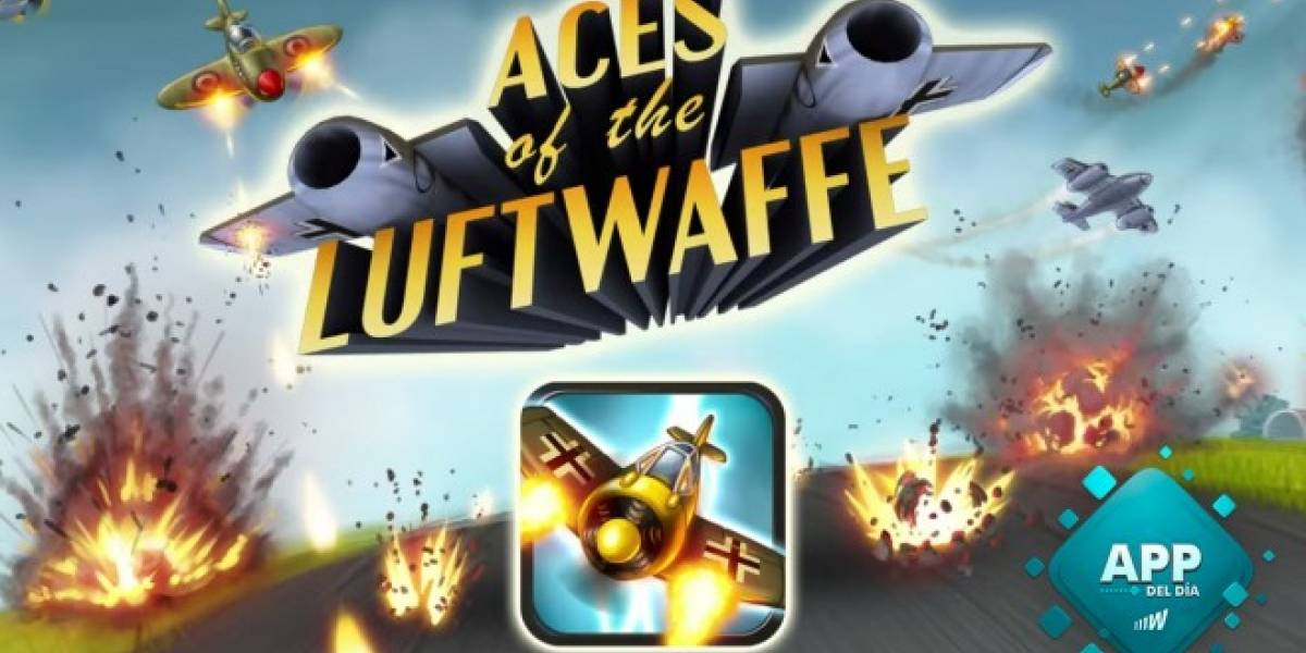Aces of the Luftwaffe, el primer juego que se puede controlar con wearables Sony