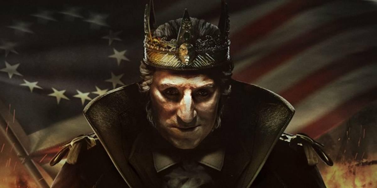 La tiranía del Rey Washington recibe fecha de salida