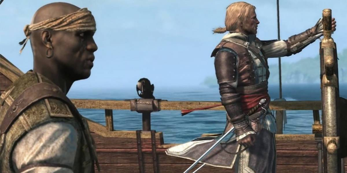 Piratas infames en el nuevo video de Assassin's Creed IV: Black Flag