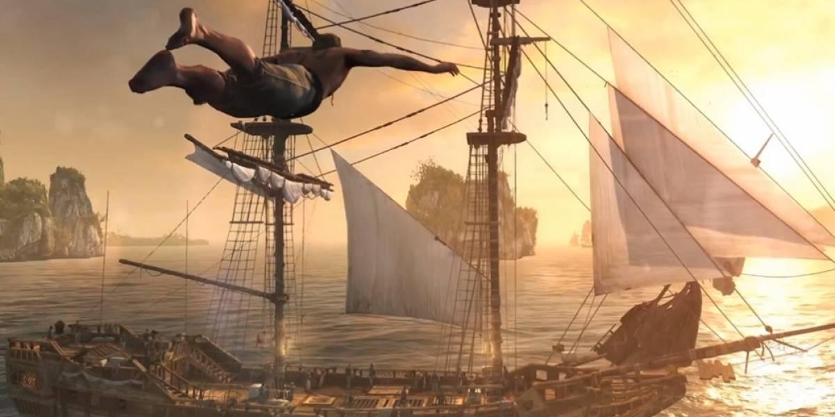 Así es como se asesina en Assassin's Creed IV: Black Flag