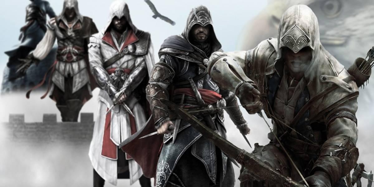 Ubisoft estaría trabajando en dos juegos de Assassin's Creed para el 2014