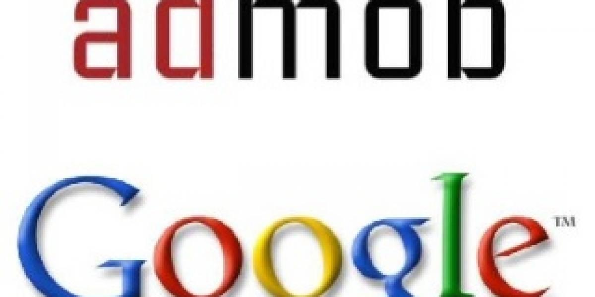 FTC aprueba compra de AdMob por parte de Google