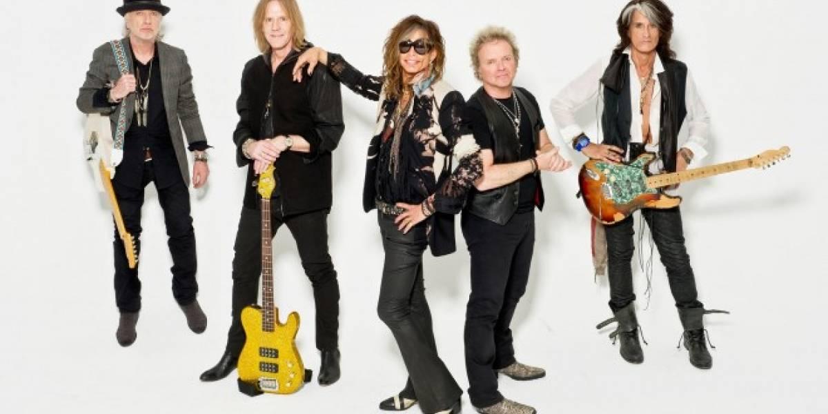 Rock Band 3 recibirá canciones de Aerosmith