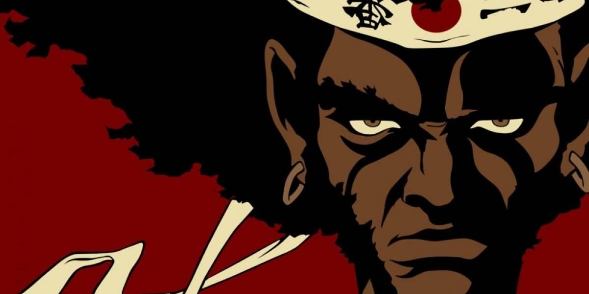 Secuela de Afro Samurai llegará a la nueva generación