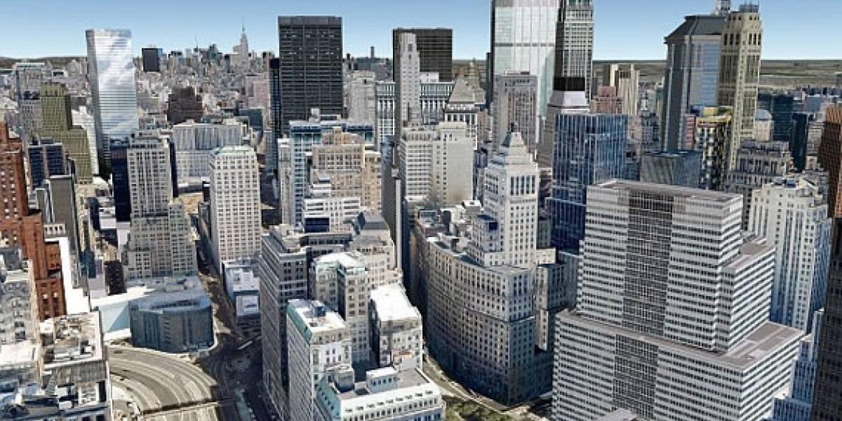 Sin Palabras: Nueva York virtual desde el nuevo Google Earth