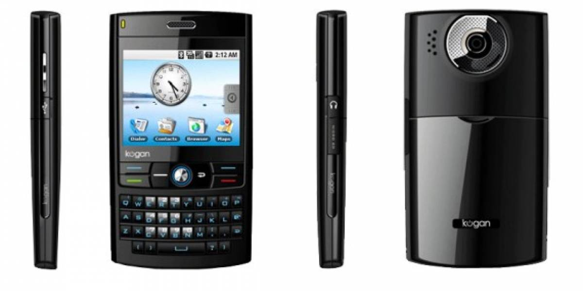 Anuncian el segundo SmartPhone con Android