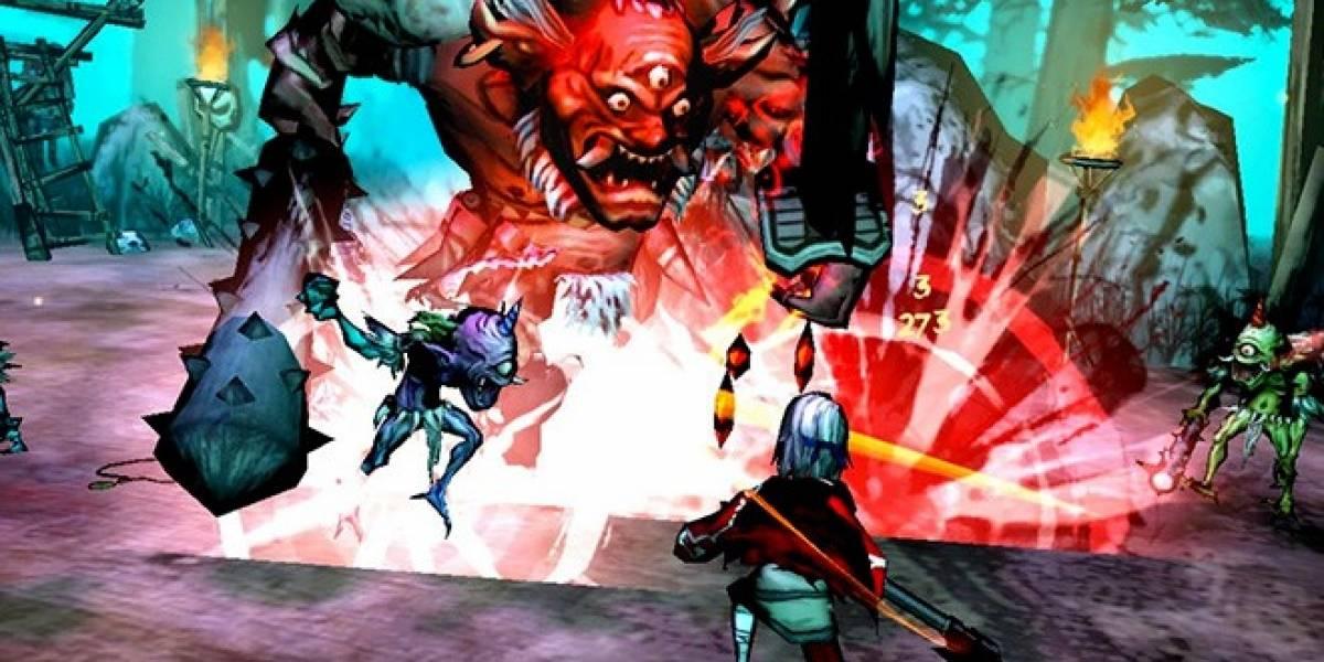 Akaneiro: Demon Hunters ya tiene beta abierta, pero en Kickstarter aún no supera la meta