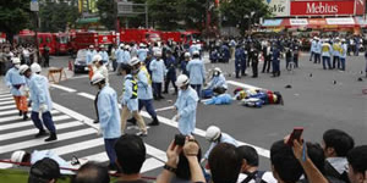 Hombre deja siete muertos en Akihabara, el barrio Geek de Tokio