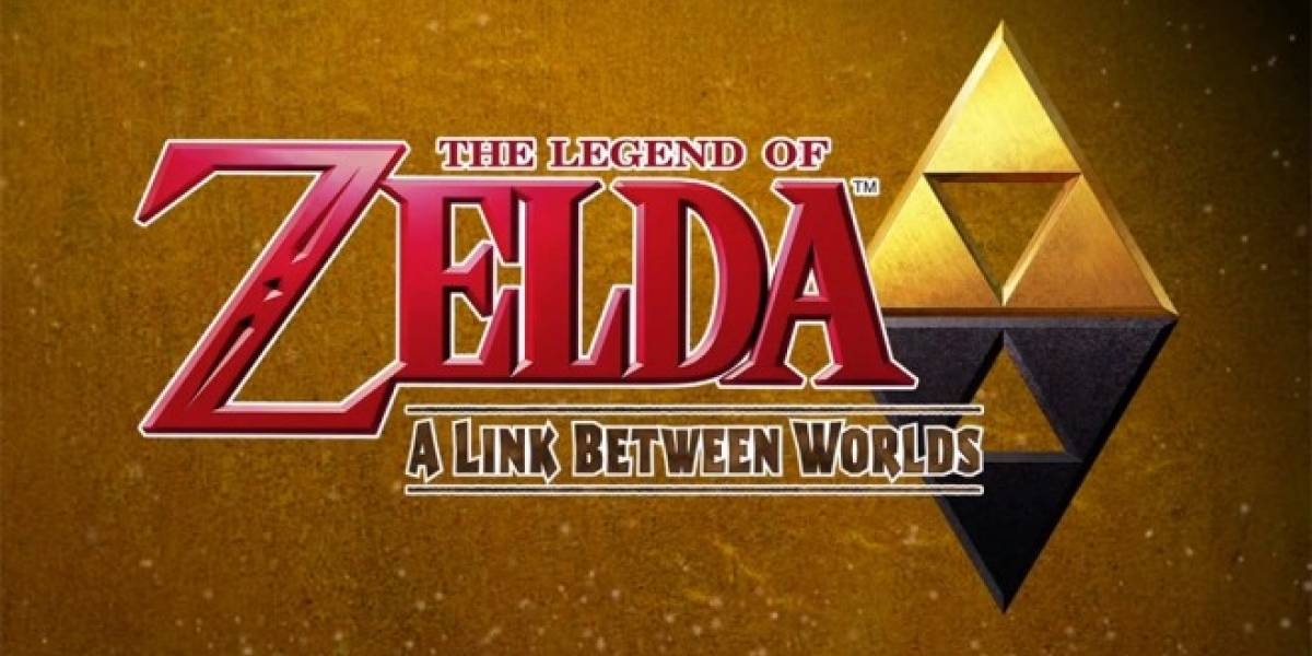 Mira el nuevo video de The Legend of Zelda: A Link Between Worlds #E3
