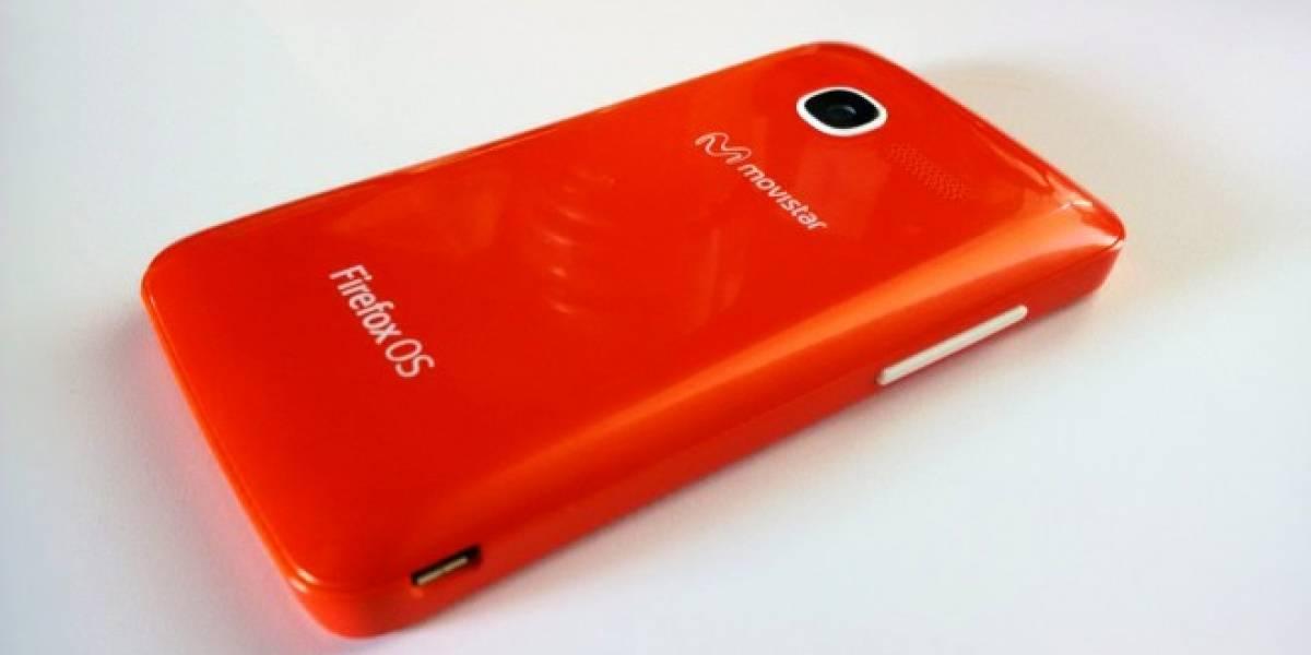 Telefónica lanzará más dispositivos Firefox OS en Latinoamérica #MWC14