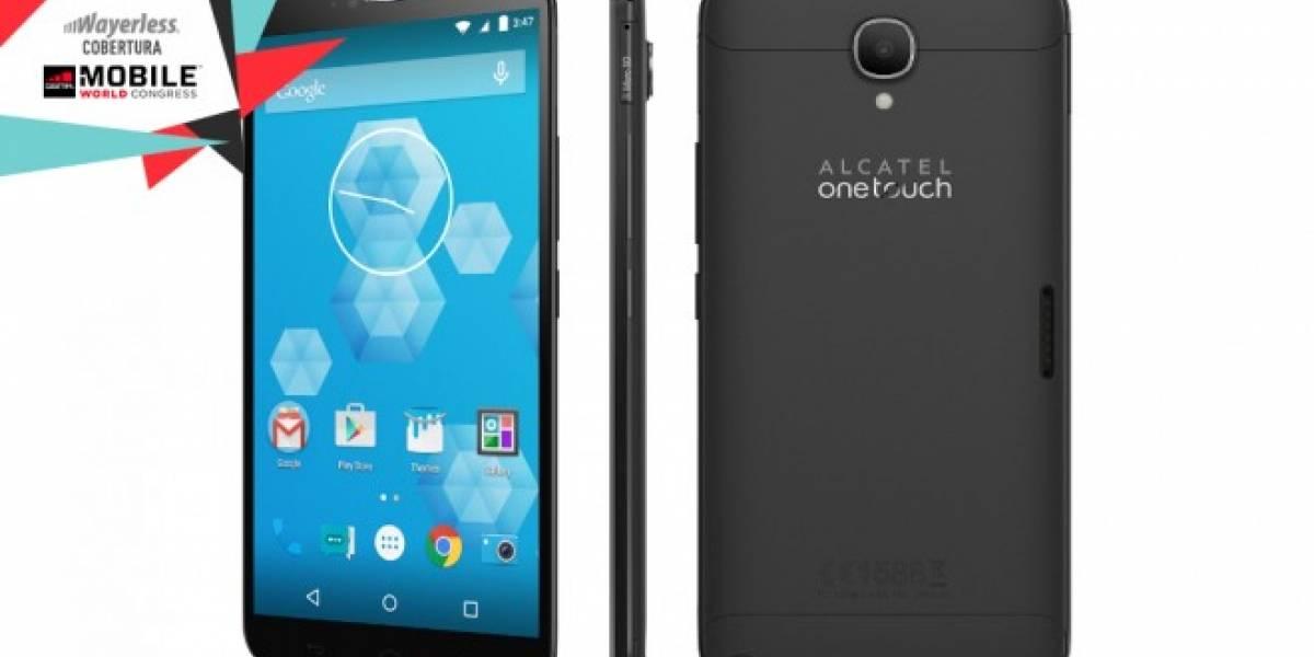 Alcatel anuncia el OneTouch Hero 2+ con CyanogenOS #MWC15