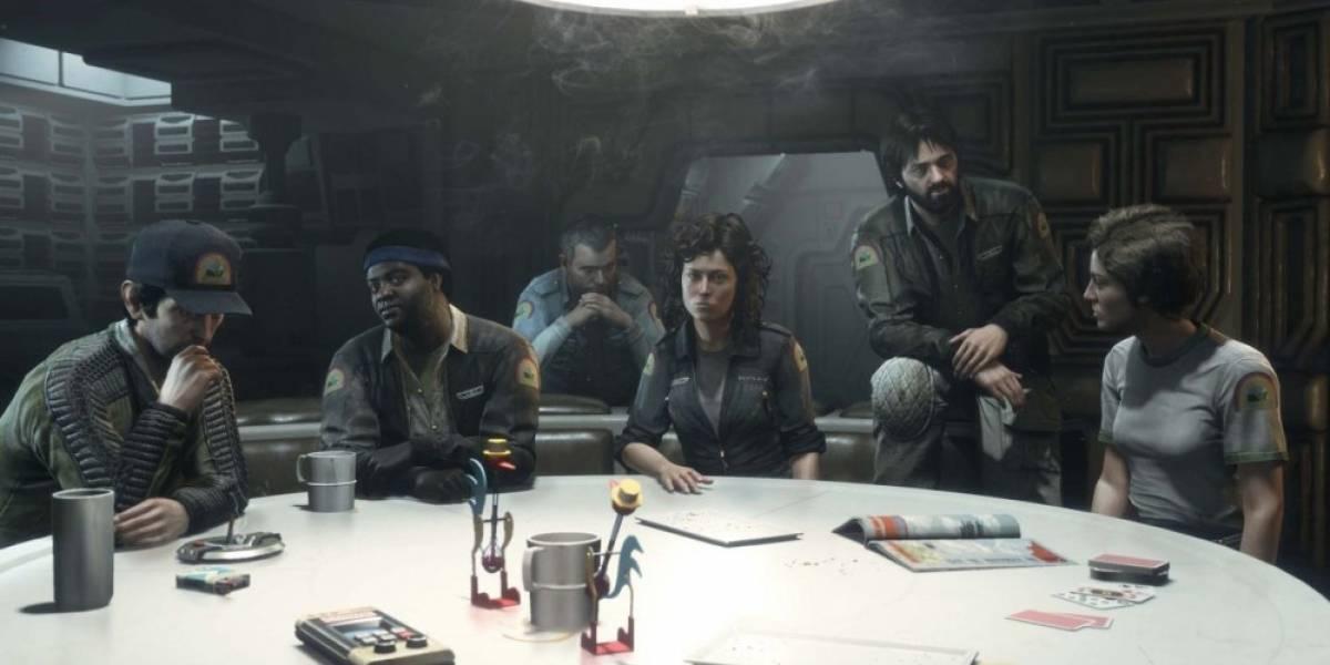 El elenco original de Alien se venderá también por separado en Alien: Isolation