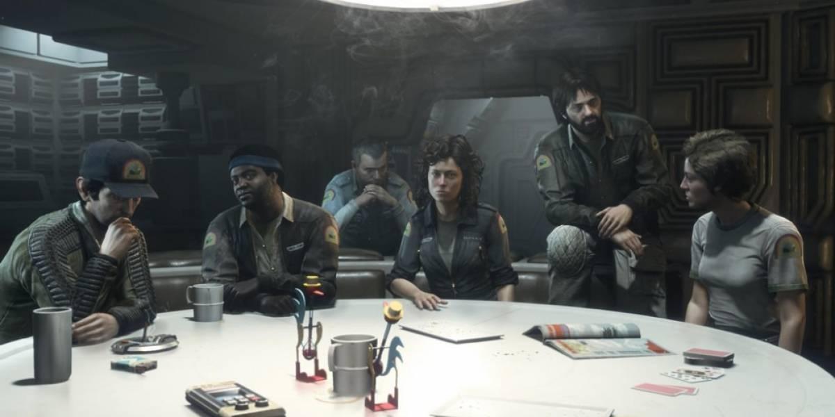 Reparto original habla de su participación en Alien: Isolation