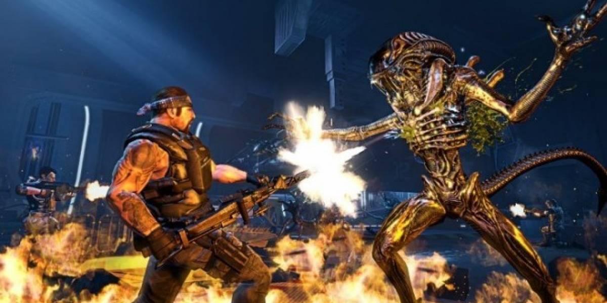 Sega finalmente cancela la versión de Wii U de Aliens: Colonial Marines
