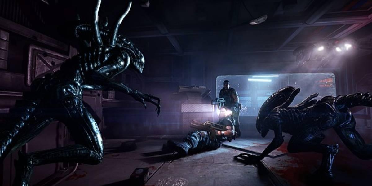 Aliens: Colonial Marines ya está terminado, pero no todavía en Wii U
