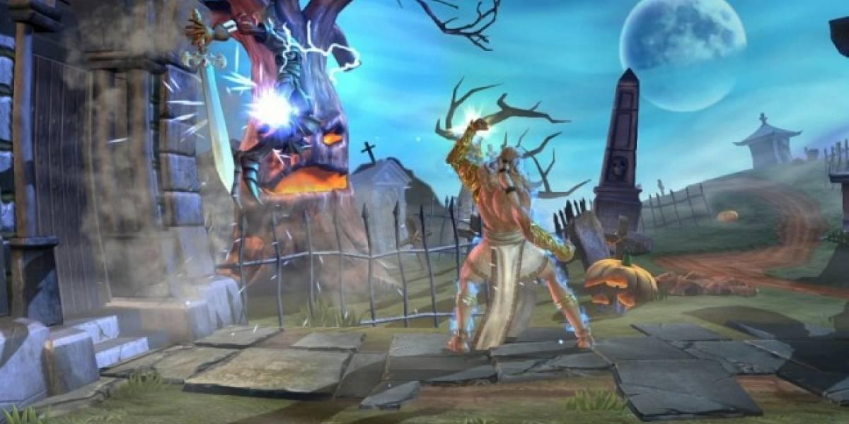 Zeus e Isaac Clarke ya están disponibles para PS All-Stars Battle Royale
