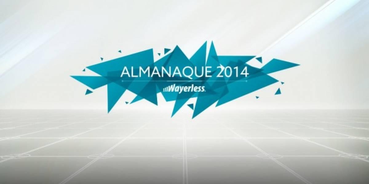 Almanaque 2014: Lo mejor del año en Wayerless