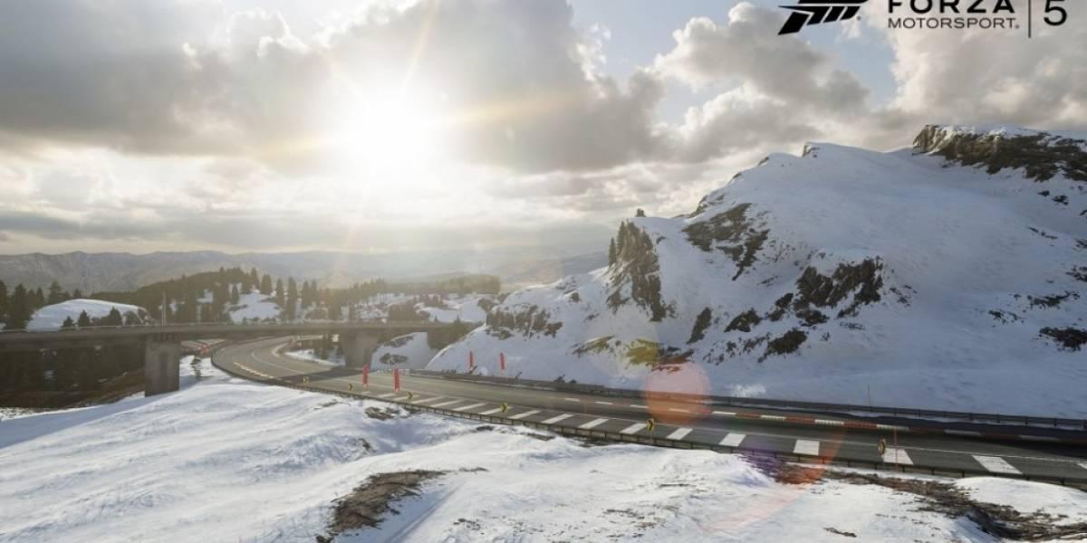 Una vuelta por los Alpes berneses en Forza Motorsport 5