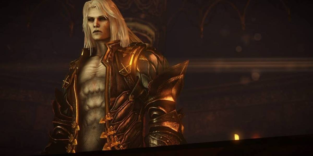 Alucard en el tráiler de Revelations, el nuevo DLC para Lords of Shadow 2