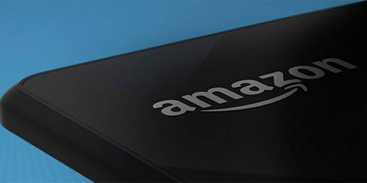 Amazon presentará su primer smartphone el 18 de junio
